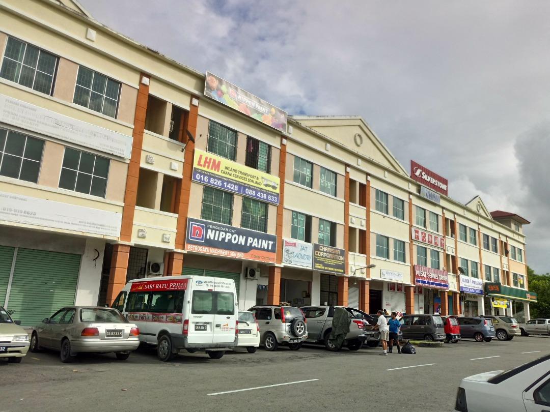 Taman Canggih Shoplot