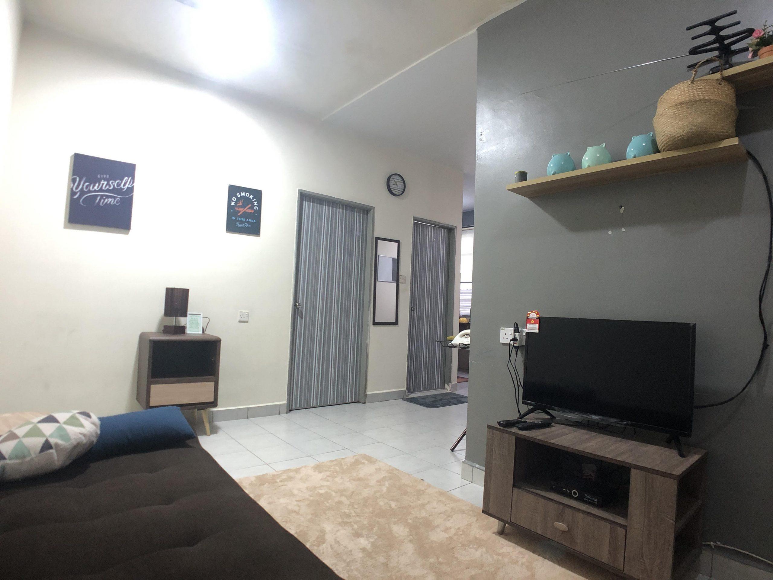 University Apartment 1 (UA1) | Jalan Sulaman