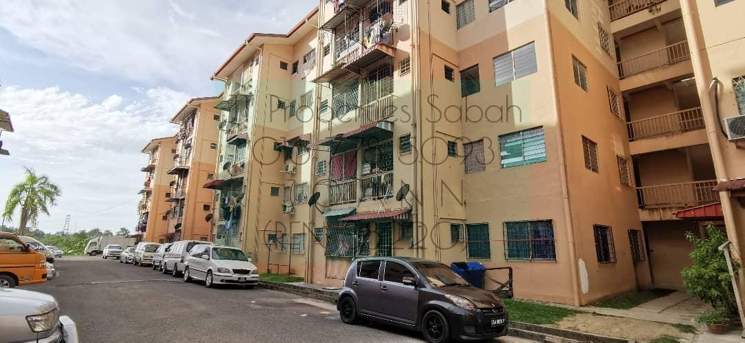 Telipok Ria Apartment – 3rd Floor