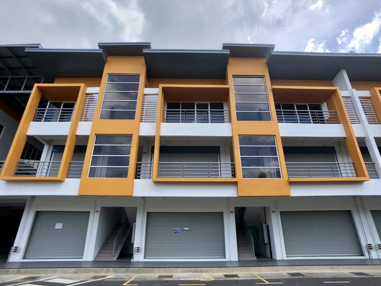 Harum'mas 118 Commercial Centre