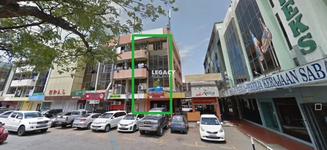 Sadong Jaya | 4-Storey Commercial