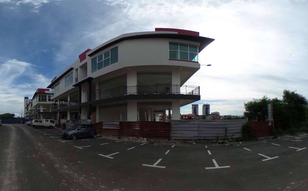 Pintas Avenue Shoplot – Ground Floor