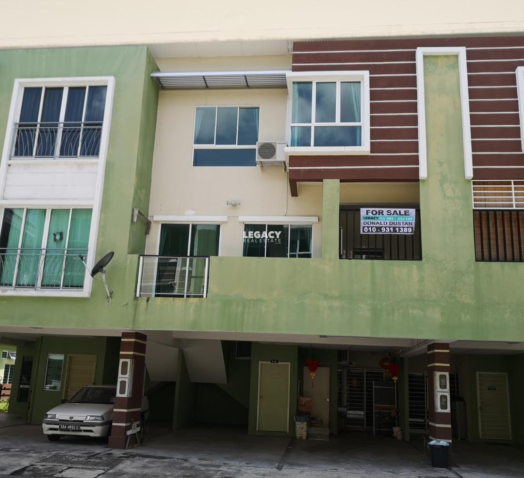 Duta Garden Townhouse