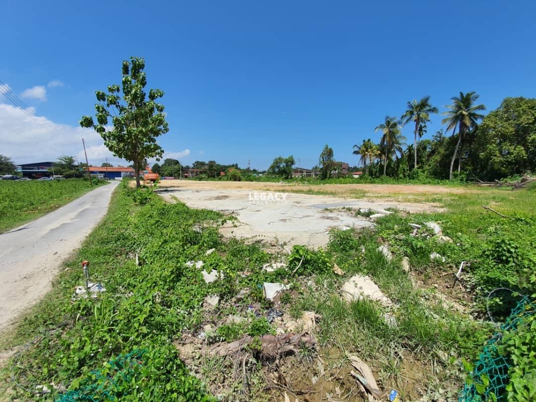 Land for rent [ Jalan Putatan – Ramayah ]