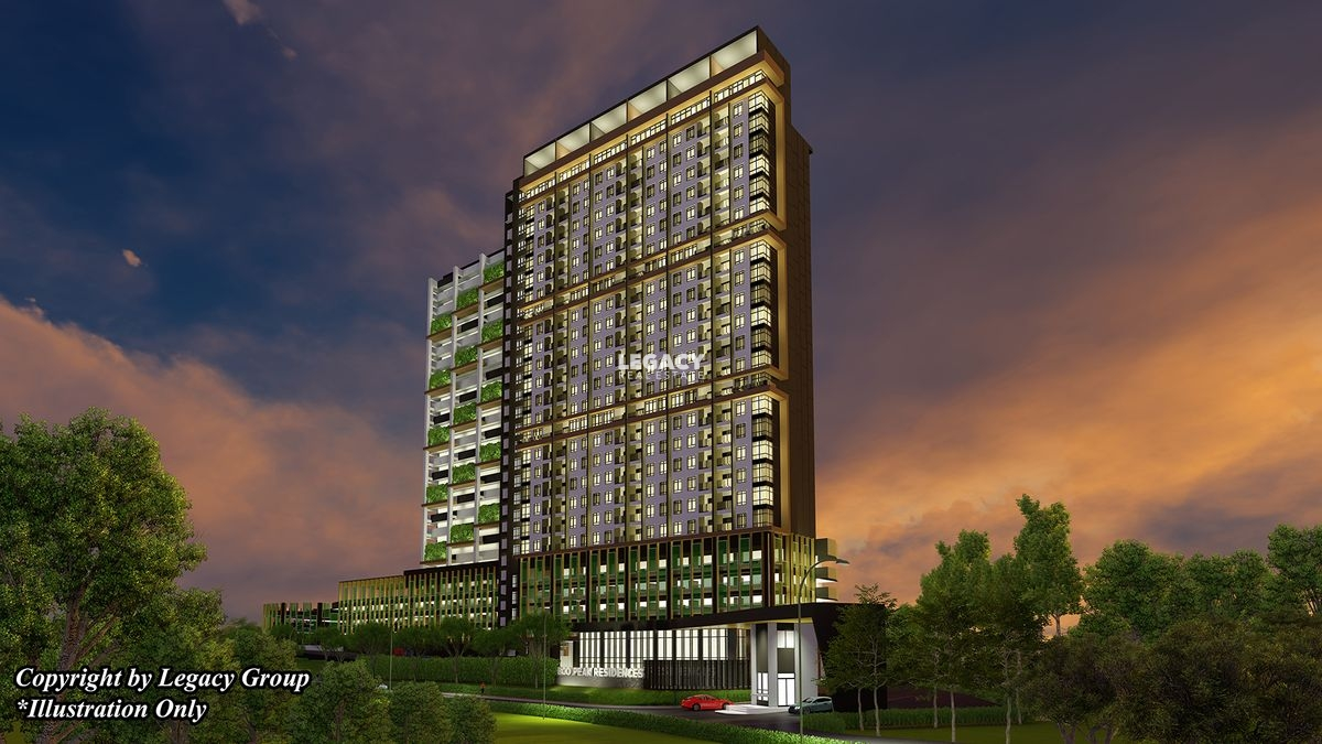 Eco Peak Residences @ Donggongon