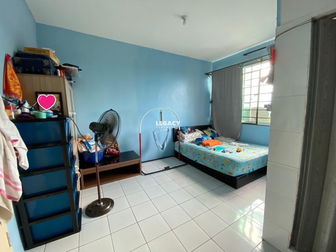 Taman Nelly Apartment | Studio Unit | 6th Floor