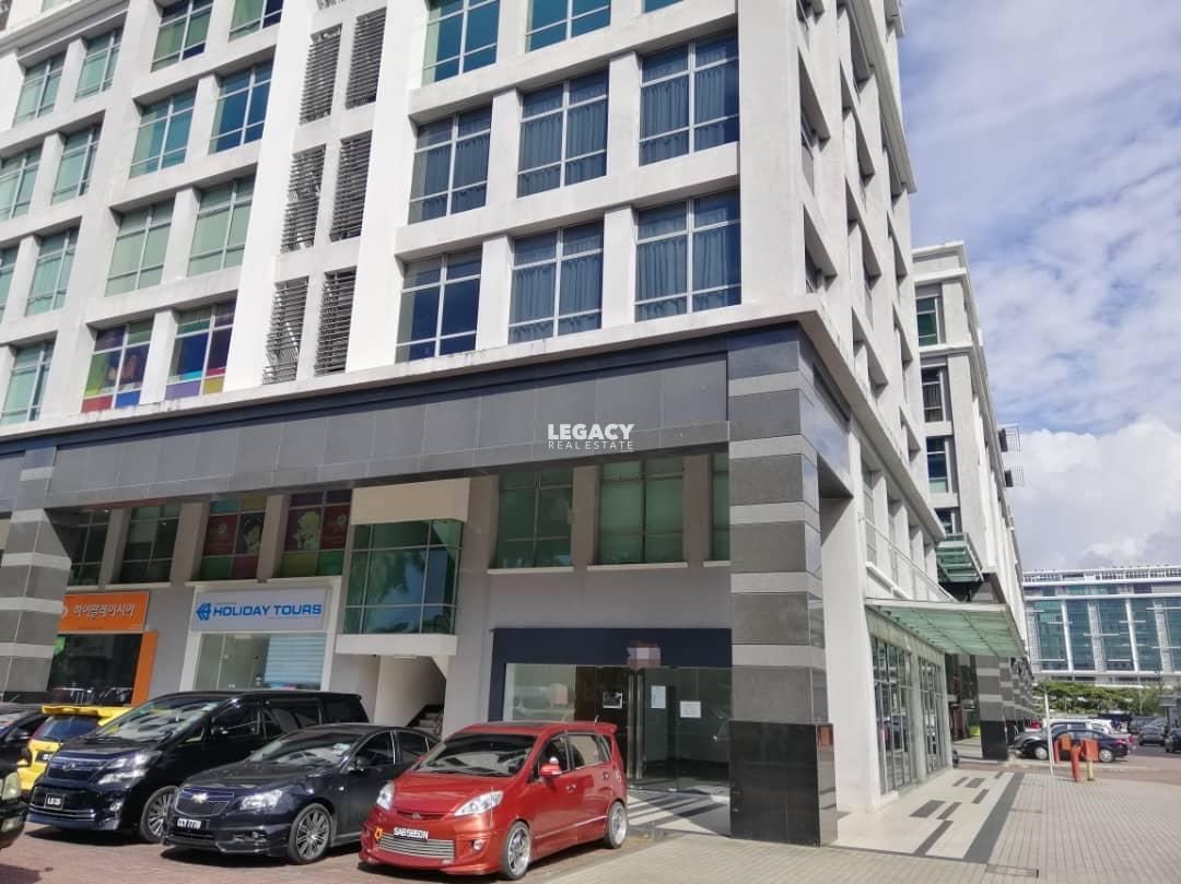 KK Times Square   KK City   Imago   Office   Corner