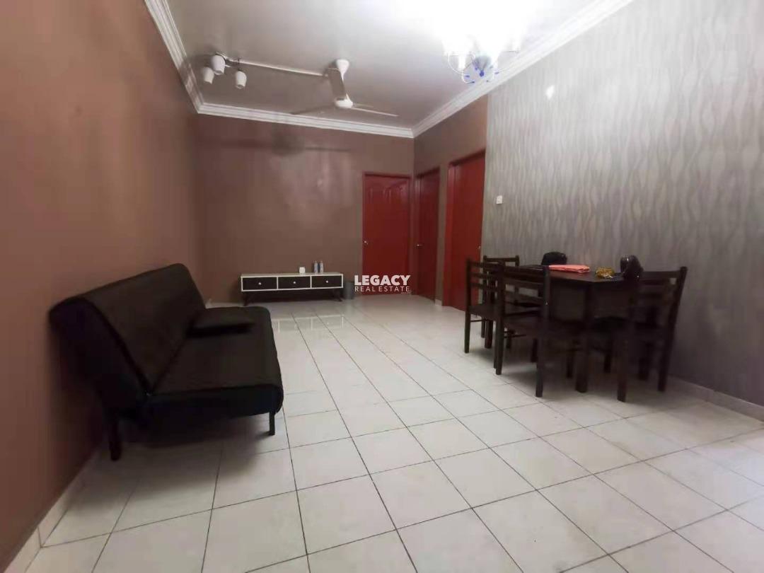 Angkasa Apartment   Ground Floor   Corner