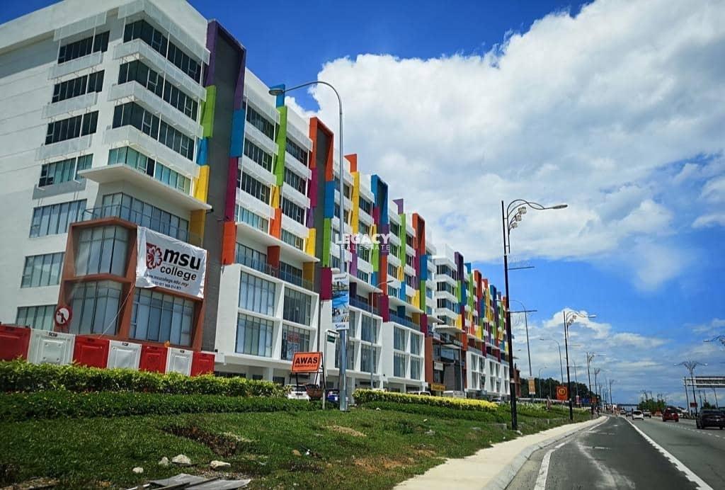 Aeropod Commercial Square | Tg Aru | Kepayan