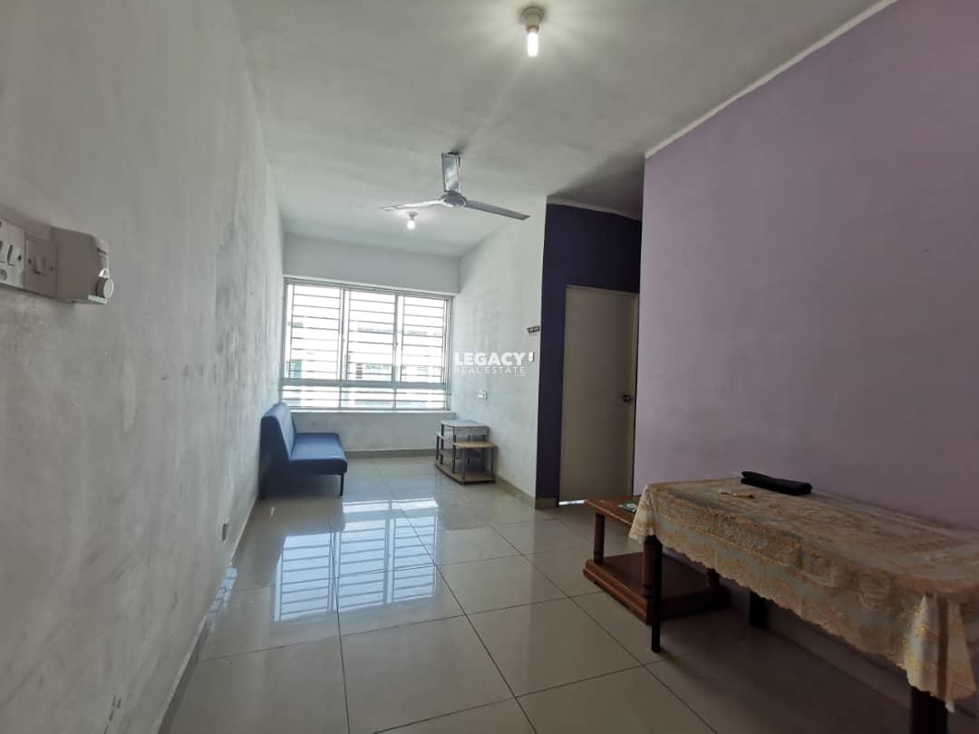 University Condo Apartment 1 | Block H | 3rd Floor