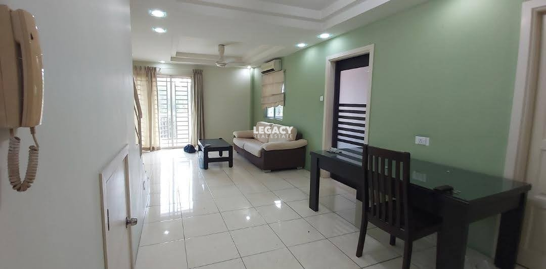 Seri Borneo Condominium | Duplex | Iramanis | Fully Furnished | Kolombong | Near City Mall