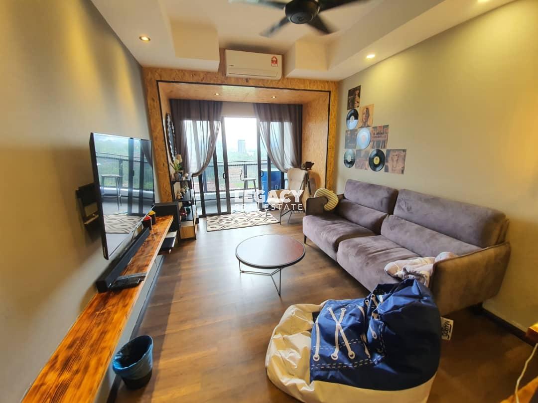 Maya Condominium   Fully Furnished   Level 21
