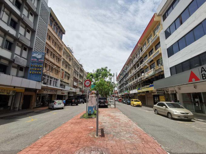 Gaya Street Shoplot