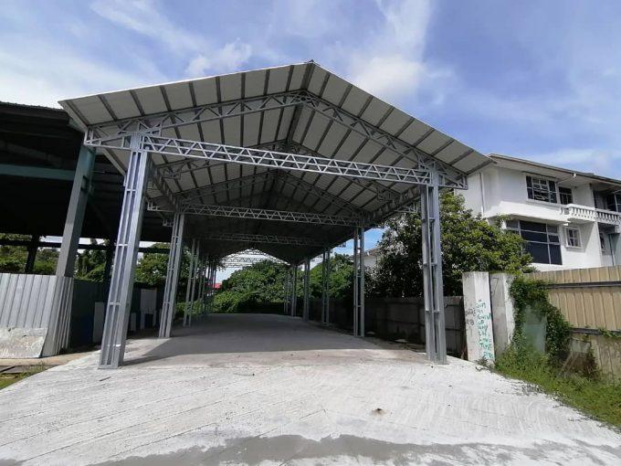 Warehouse Land   Kolombong