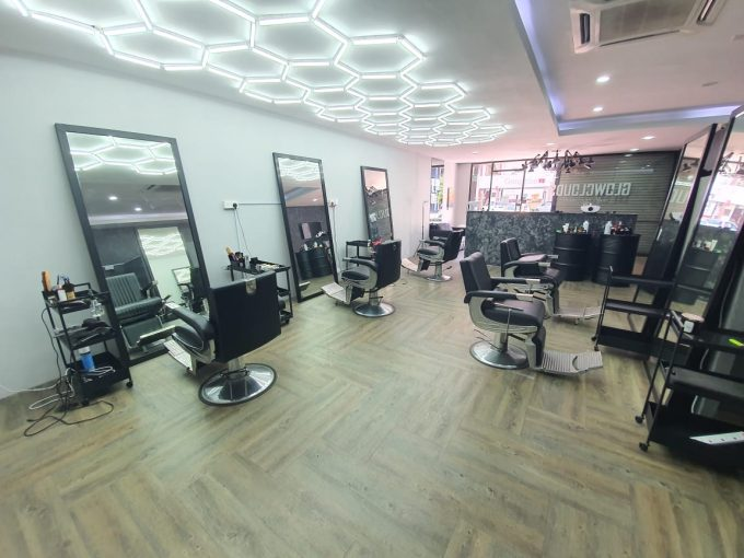 Saloon Business for Take over   Fully Renovated